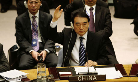 Chinese Attitudes To International Law: China, The Security Council, Sovereignty, And Intervention